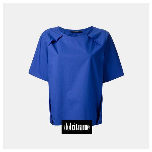 SOFIE D'HOORE slit t-shirt   Shop on dolcitrameshop.com #sofiedhorre #ss14 #newin #newarrivals #womenswear #womenstyle #ootd #shirt
