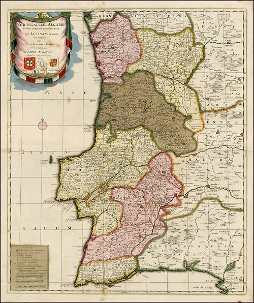 Best Map Of The Day Images On Pinterest Cartography - Portugal map interactive