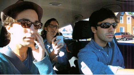 the guys from Catfish. loved this documentary