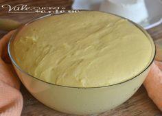 Pan+brioche+alla+ricotta+senza+burro+ricetta+base+dolce