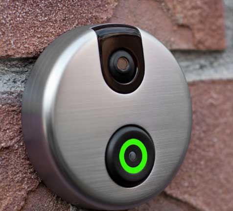 iDoorCam, la sonnette connectée pour porte d'entrée