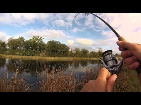 Pêche du brochet - YouTube