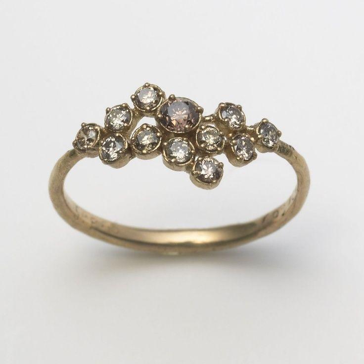 Noguchi Bijoux Diamond Ring