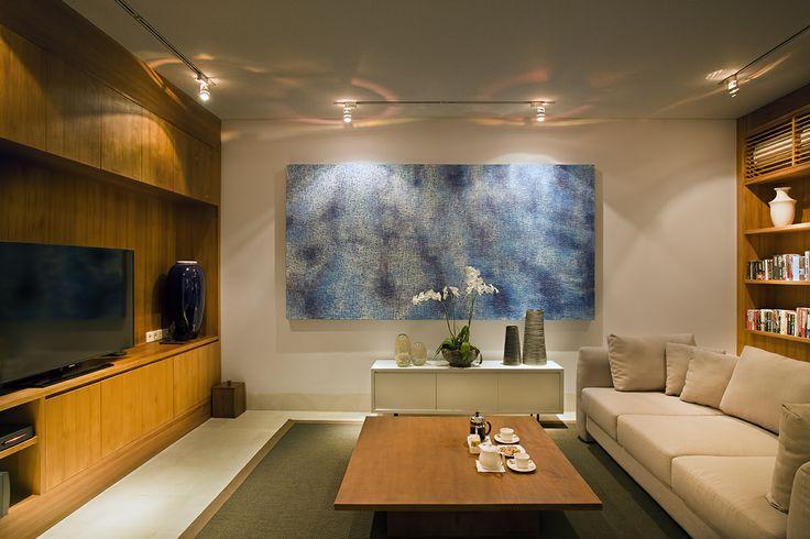 TV room or bedroom Villa Cendrawasih http://prestigebalivillas.com/bali_villas/villa_cendrawasih/50/