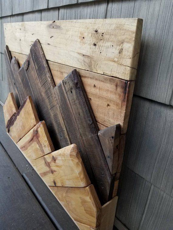 Coole und rustikale Holzprojekte für Ihre Küche 2019