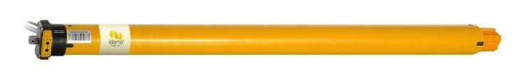 GAMA LIMIT RS / SERIE 45: el motor más silencioso de Idemo. Motor para cortina enrollable.