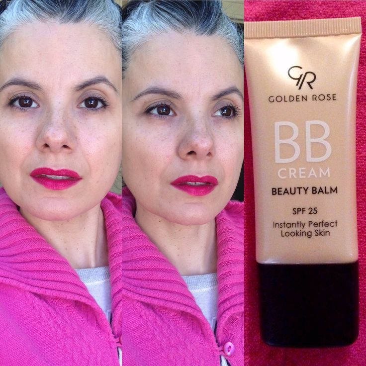 Golden Rose Cosmetics BB Cream Beauty Balm | The Color Wheel Gallery