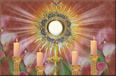 MI RINCON ESPIRITUAL: Eucaristía y fidelidad