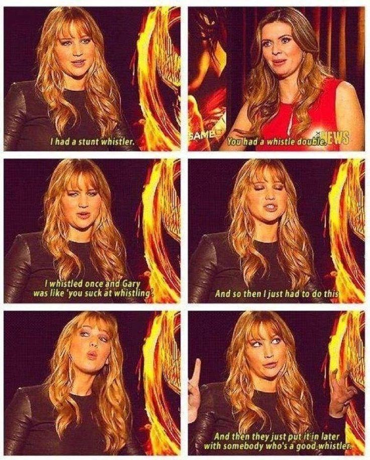 Jennifer Lawrence.