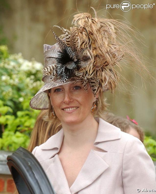 La comtesse du Wessex, Sophie Rhys Jones, à la fête pascale, à Windsor