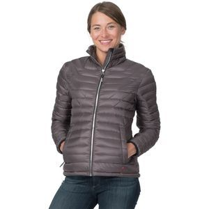 If you love winter but aren't crazy about the cold, the Basin and Range Women's Wasatch 800 Down Jacket is your new best friend. Designed for everything from taking your little one out in the snow for the first time to staying warm on a cold and clear ski day, this lightweight jacket does it all. Crafted from recycled polyester, the fabric is treated with a durable water-resistant finish to help keep you dry when the snow begins to flurry. Lofty down insulation traps body heat to help...