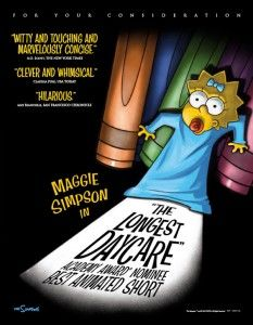 Watch Oscar Nominated Animated Short Starring Maggie Simpson Online