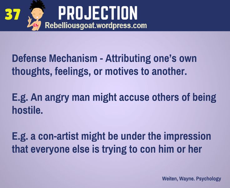 projection psychology Projective definition is  produced by, or involving geometric projection how to use projective in a sentence relating to, produced by,  2 psychology: of,.