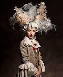 Bildergebnis Fur Modern Rokoko Fashion Frisuren Und Style