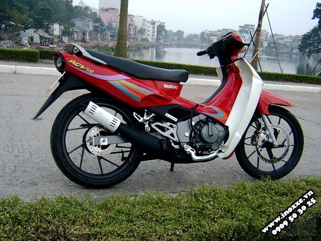 Dán keo xe Suzuki Sport Hoàng Trí