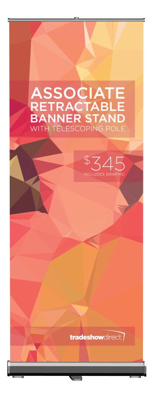 Banner Stand trade show display