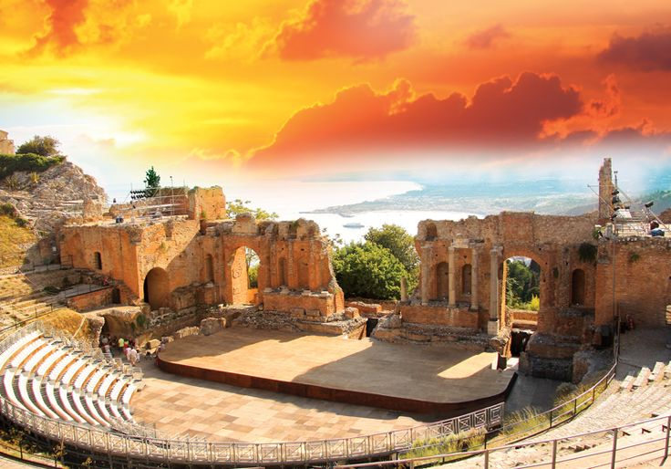 Itálie,Sicílie - 1