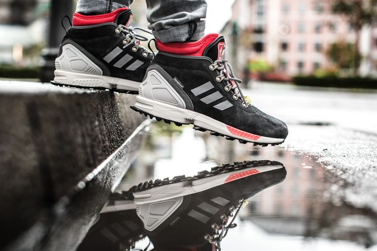 Adidas Zx Winter Boots
