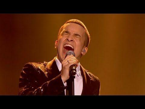 Jahmene Douglas sings The Beatles Let it Be - Live Week 10 - The X Factor UK 2012