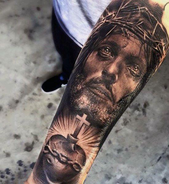 die 105 besten bilder zu religious tattoos auf pinterest. Black Bedroom Furniture Sets. Home Design Ideas