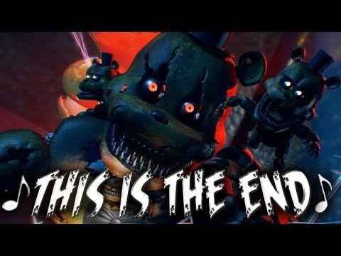 NateWantsToBattle: This Is the End [FNaF ANIMATED LYRIC VIDEO] FNaF Song - YouTube