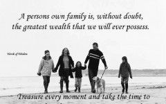 Short Powerful Quotes About Family