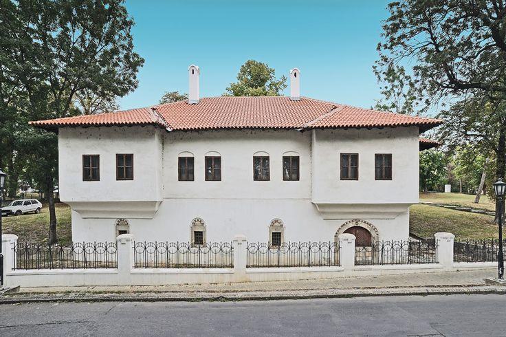 Objekti iz 19. veka-Amidzin konak-Pogled iz dvorista Muzeja