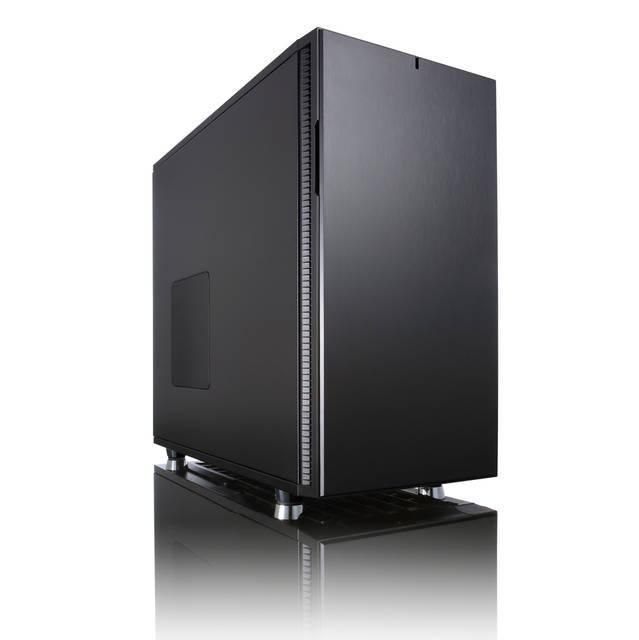 Fractal Design Define R5 Blackout No Power Supply ATX Mid Tower (Black)