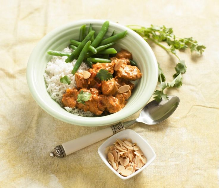 ​Forget takeaway meals - make your own healthier version of this classic Indian dish.