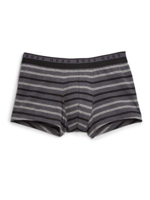 HUGO BOSS BOSS Striped Boxer Briefs. #hugoboss #cloth #briefs