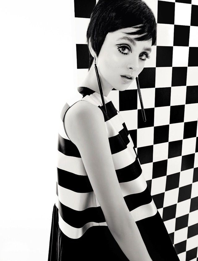 60's fashion revisited by Christian Dior, 2013 #vintage @smokyrags
