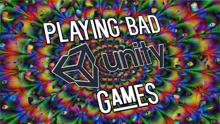 THE WORST UNITY GAMES I'VE EVER PLAYED