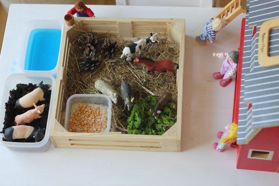 nature in preschool classrooms | Preschool classroom ideas