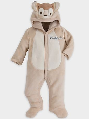 Bambi Costume Romper For Baby - Personalizable | Disney Store http://fave.co/2cPMD2n