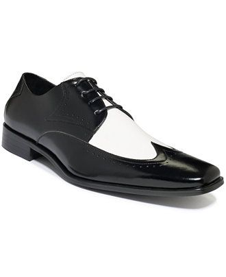 Stacy Adams Atticus Wing-Tip Shoes - Tuxedos & Formalwear - Men - Macy's