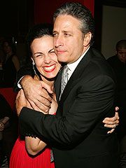 john stewart and wife pictures | Jon Stewart, Wife Expecting Baby No. 2