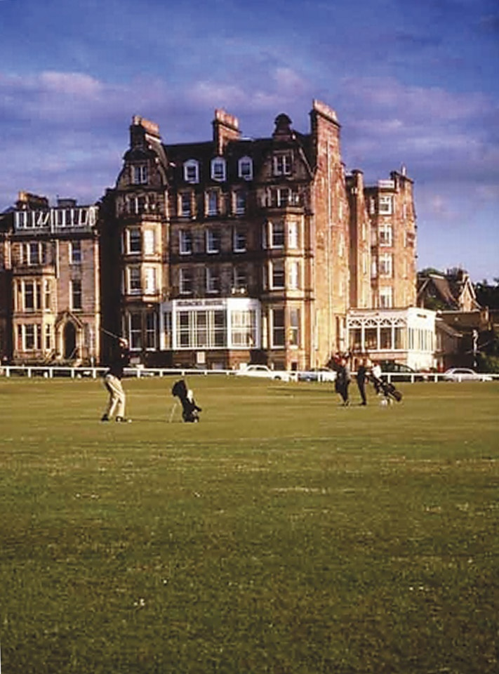 The Clic Rusacks Hotel In St Andrews Scotland Hotels 2018 Pinterest And