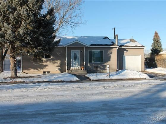 410 Spruce Street in Riverton has tons of amenities! Outside there's new siding, new windows, and a new roof. Inside there's a brand new kitchen and two fully remodeled bathrooms! Call Wind River Realty at 307-856-3999 to learn more.