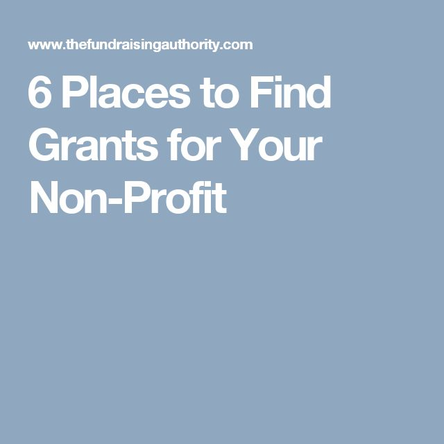 how to write grant proposals for non profit organizations Home support for nonprofits are a major source of funding for most nonprofit organizations (nonprofit) status and writing grant proposals to training and.