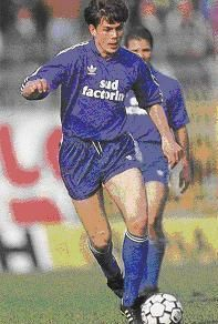 Zvonimir Boban, AS Bari 1991-1992, on loan.