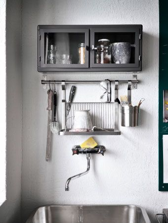 ber ideen zu abtropfgestell auf pinterest ikea. Black Bedroom Furniture Sets. Home Design Ideas