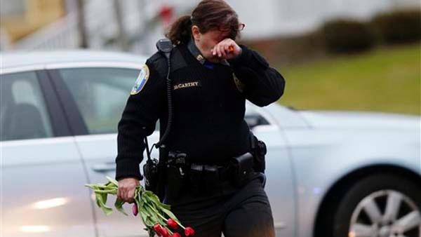 Photos from school shooting in Newtown, Connecticut