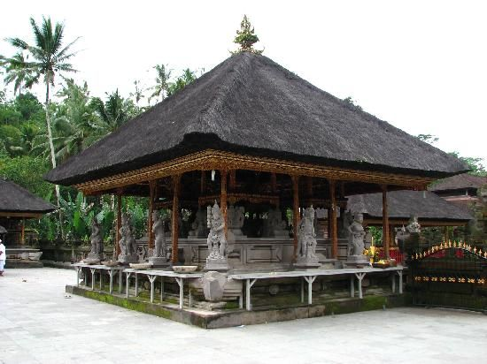 A very active temple built around a bubbling spring, Pura Tirta Empul is an interesting place to observe Hindu devotees purifying themselves by means of ritual bathing (tripadvisor.com).  photo credit: (tripadvisor.com)