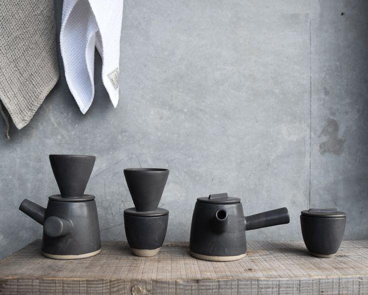 Pourover/ Tea Ritual ceramics by Shackpalace Rituals