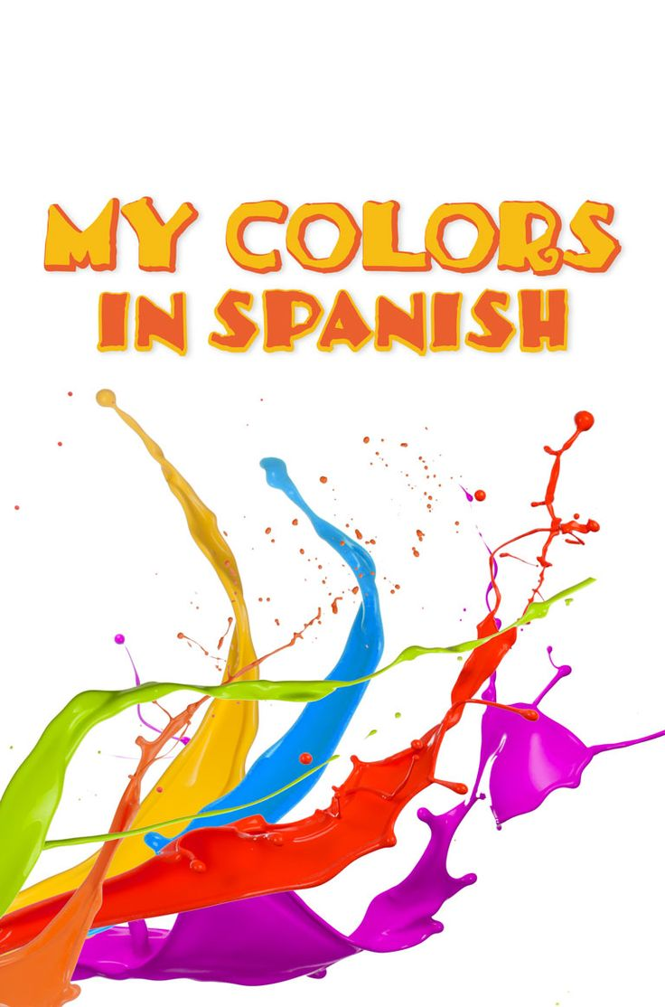 My colors in spanish whats your favorite color learn how