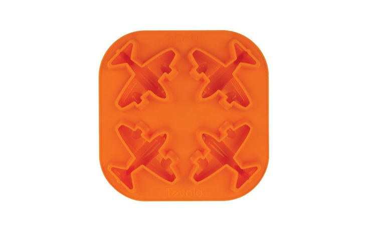 Fun Ice Cube Trays for Summer Drinking: Airplane Ice Cube Tray