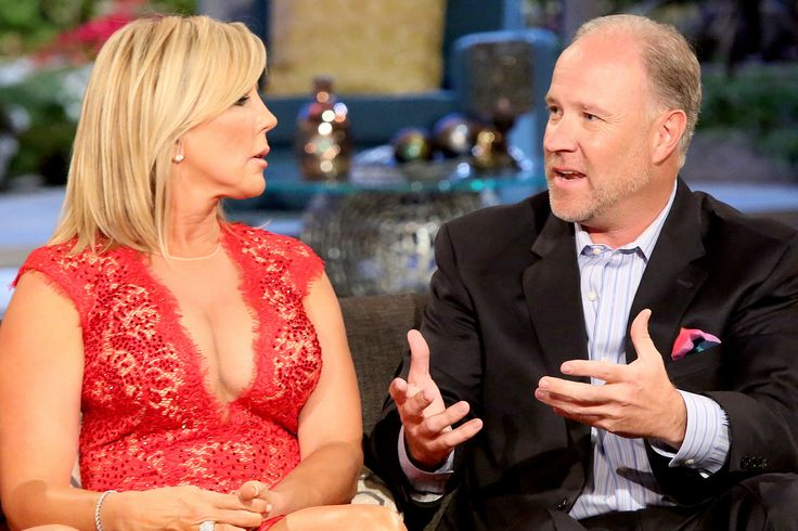 After sharing ups and downs together over the last four years, Real Housewives of Orange County'sVicki Gunvalsonconfirmed that she and boyfriend Brooks Ayers have officially broken up.Vickishared the news with her fans on social media on Sunday (August 16), asking for privacy at this time.Read the full statement below.