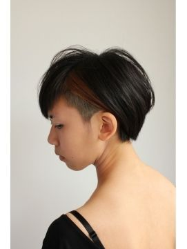 目指せクールな女性☆女性のブロックヘア参考一覧です♡