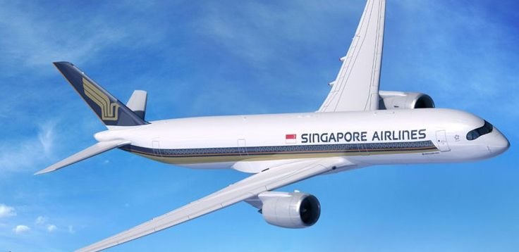 Singapore Airlines Business Class - A 350