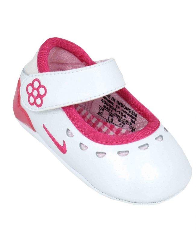 baby crib shoes nike